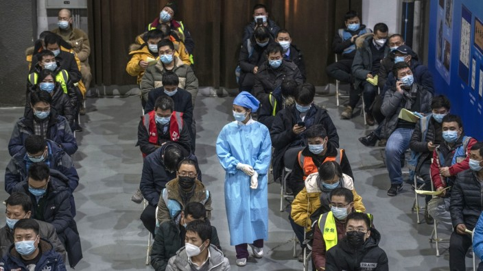 China Vaccinates Millions In World's Most Populated Country For COVID-19