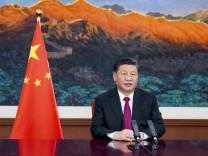 """Xi Jingping auf dem Weltwirtschaftsforum: """"Kein Blatt gleicht dem anderen"""""""