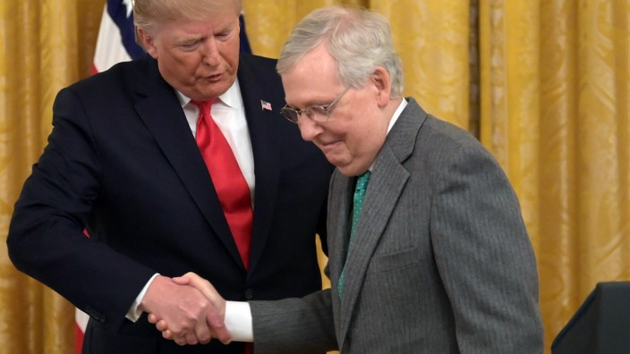 Republikaner Trump McConnell