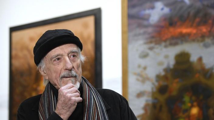 Universalkünstler Arik Brauer mit 92 Jahren gestorben