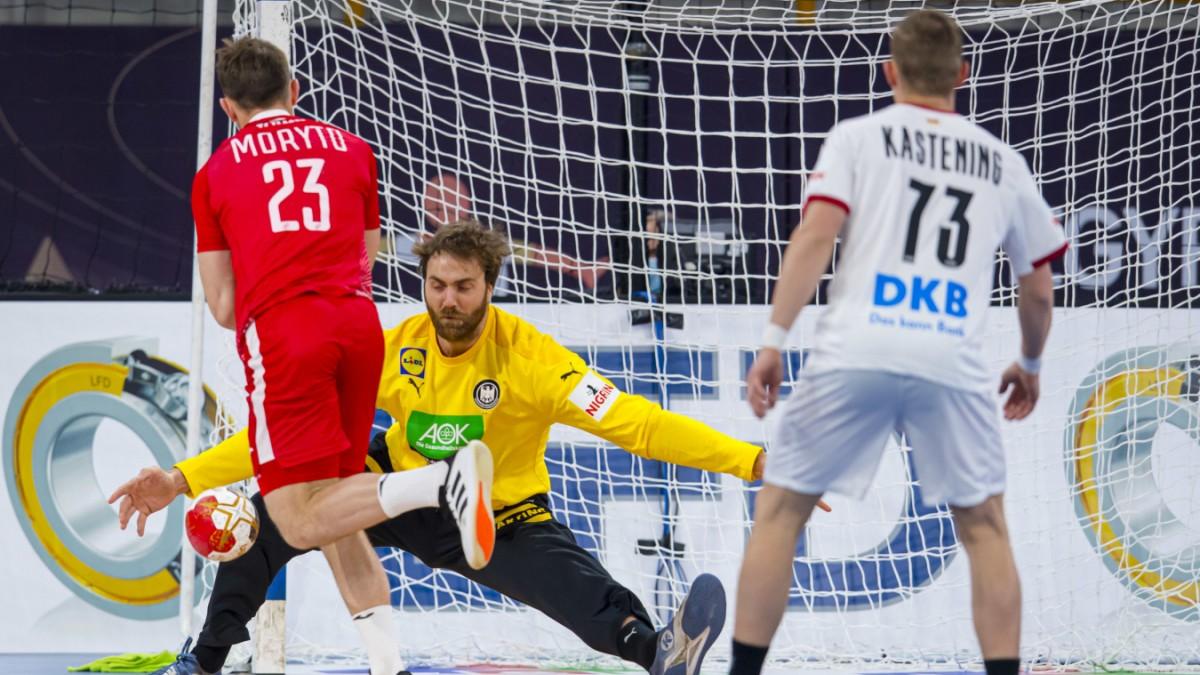 Handball-WM: Im Testspiel-Modus - Sport - SZ.de