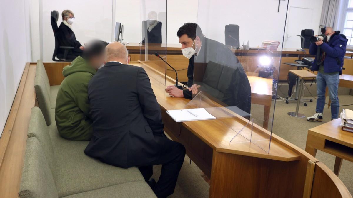Obergünzburg: Prozess um tödliche Attacke in Linienbus