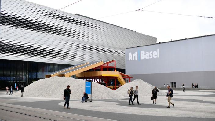 Art Basel 2018 - Press Preview