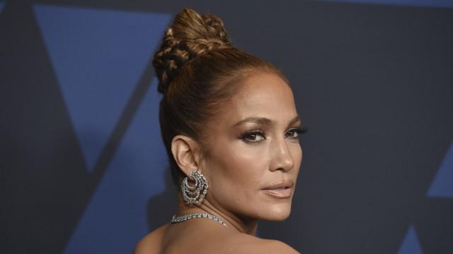Sängerin Jennifer Lopez