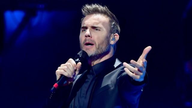 Sänger und Songwriter Gary Barlow wird 50