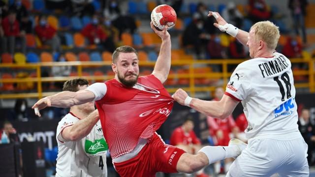 2021 IHF Handball World Championship - Main Round Group 1 - Poland v Germany