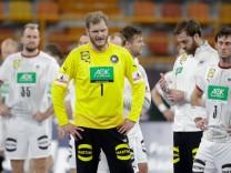 2021 IHF Handball World Championship - Main Round Group 1 - Spain v Germany