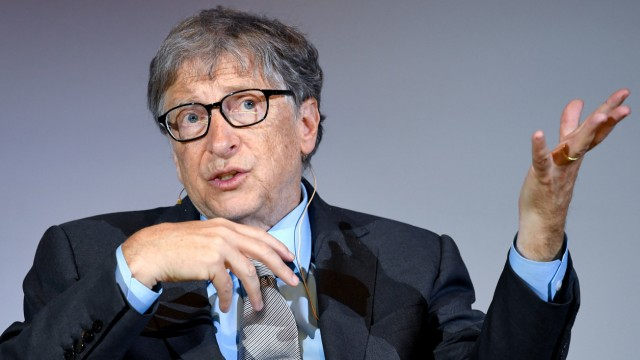 Bill Gates Berlin