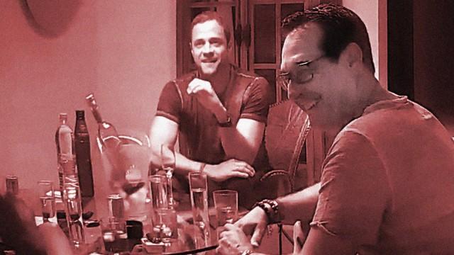 Screenshot Strache Video