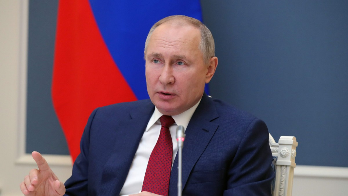 WEF: Putin fordert mehr Multilateralismus