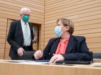 Coronavirus in Deutschland: Virus-Mutanten im Kindergarten - Entscheidung über Öffnung im Südwesten vertagt