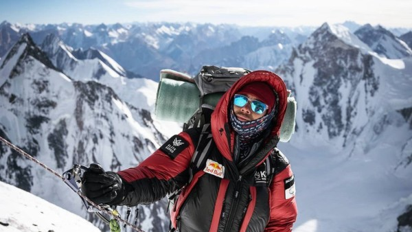 K2 Winterbesteigung