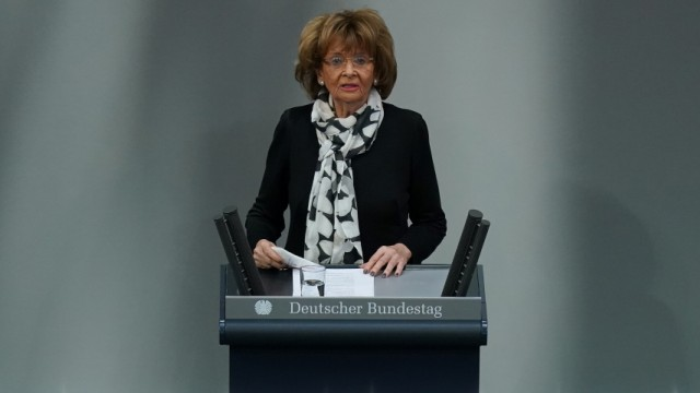 Germany Commemorates The Holocaust On International Day of Commemoration