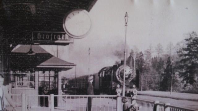 Bahnhof Grafrath
