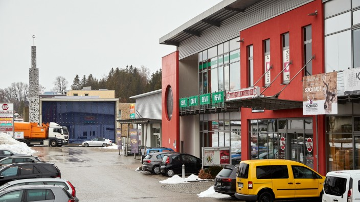 Moschee Kino P Penzberg