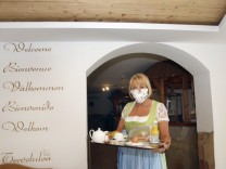 Claudia Aumiller führt den Jakl-Hof in Wörthsee, 2020
