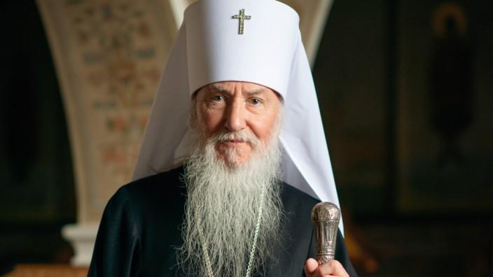 Metropolit Mark Arndt, Erzbischof der Russischen Orthodoxen Auslandskirche (ROKA) mit Sitz in München,
