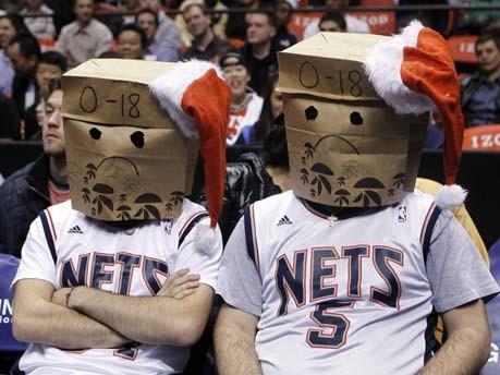 New Jersey Nets;Reuters