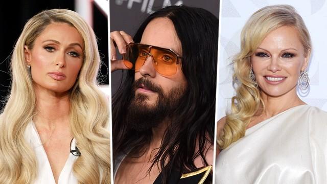 Paris Hilton, Jared Leto, Pamela Anderson - Promis der Woche