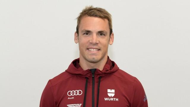 Simon Schempp (SC Uhingen) DSV-Medientag Biathlon, 13. 09. 2018, Oberhof Oberhof *** Simon Schempp SC Uhingen DSV Media