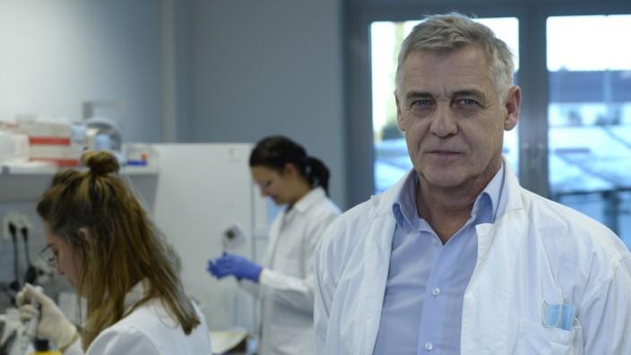 Dr. Gerhard Hartwich, Fitz Biochem