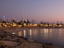 """Influencer und Corona: """"Momentan enorm viel los in Dubai"""""""