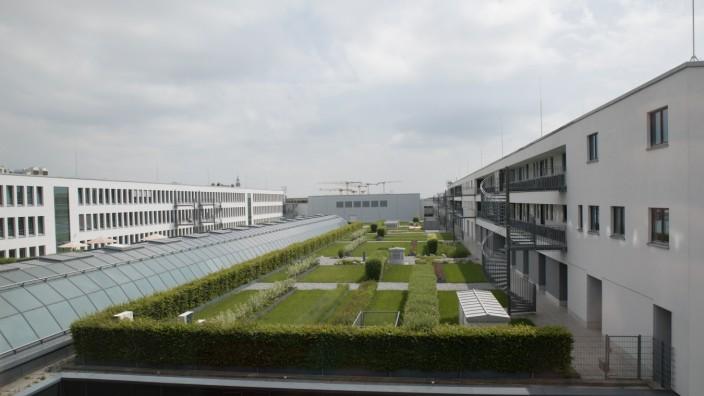 Messestadt Riem in München, 2019