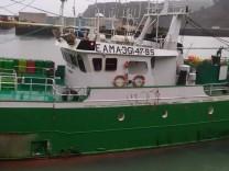 Seaexplorer-Unfall: Schrammen an Backbord und ein kleiner grauer Kasten