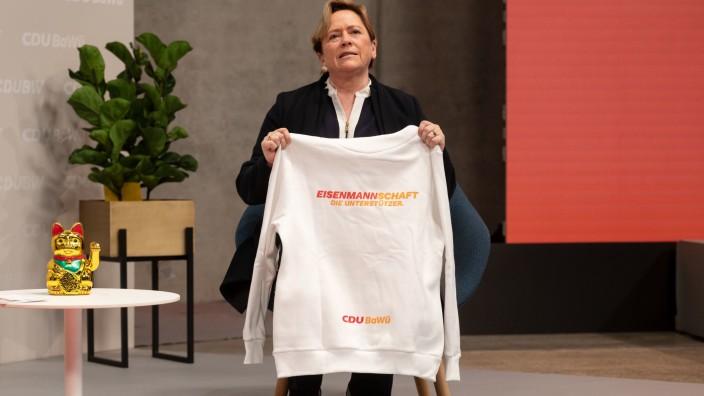 Online-Parteitag CDU Baden-Württemberg