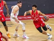 Nick Weiler-Babb 0 (FC Bayern), FC Bayern Basketball vs. Real Madrid, Basketball, Euroleague, 15.01.2021 Muenchen Bayern; Nick Weiler-Babb, Basketball