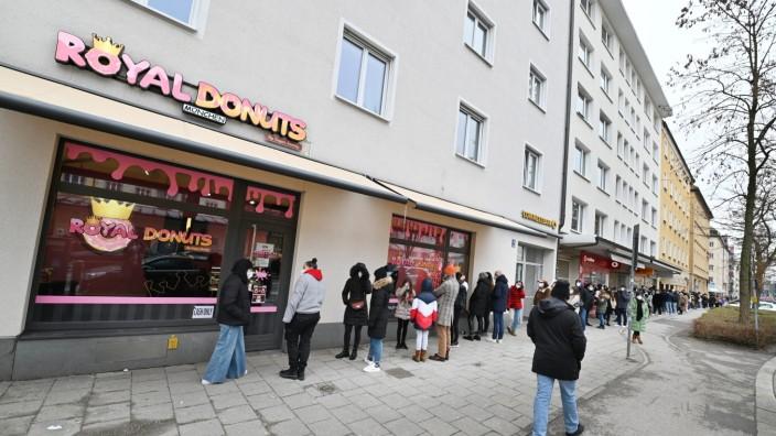 Royal Donuts Laden