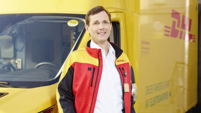 Deutsche Post DHL Vorstandshooting