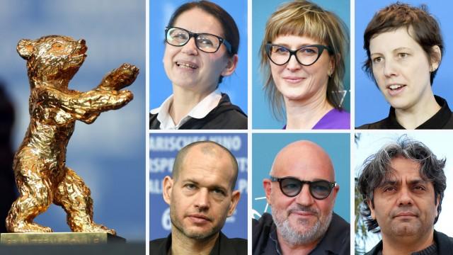Berlinale 2021:Sechs Filmschaffende stellen Jury