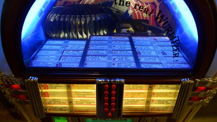 Vor 125 Jahre wurde die Jukebox erfunden