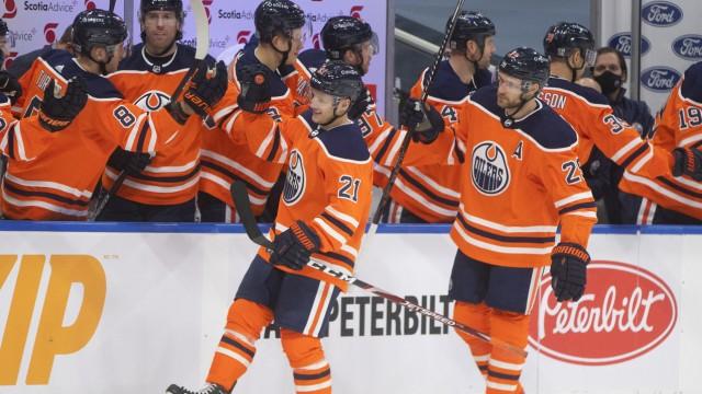 Edmonton Oilers - Ottawa Senators