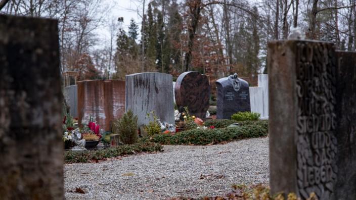Waldfriedhof in Fürstendfeldbruck