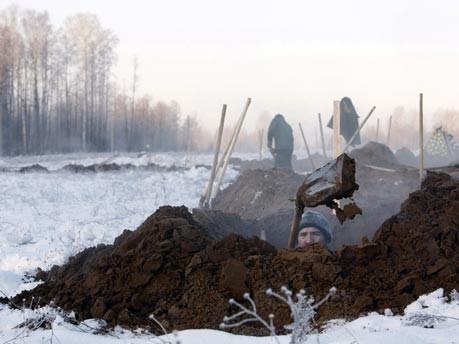 Unglück von Perm;Reuters