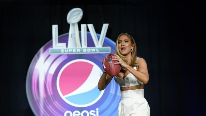Vor dem Super Bowl - Halbzeit-Show