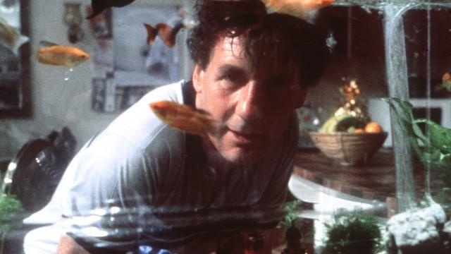 EIN FISCH NAMENS WANDA Szene mit Ken MICHAEL PALIN Regie Charles Crichton aka A Fish Called Wan