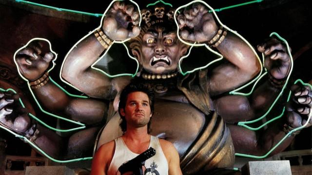 Kurt Russell Characters: Jack Burton Film: Big Trouble In Little China (1988) Director: John Carpenter 02 July 1986 PUBL