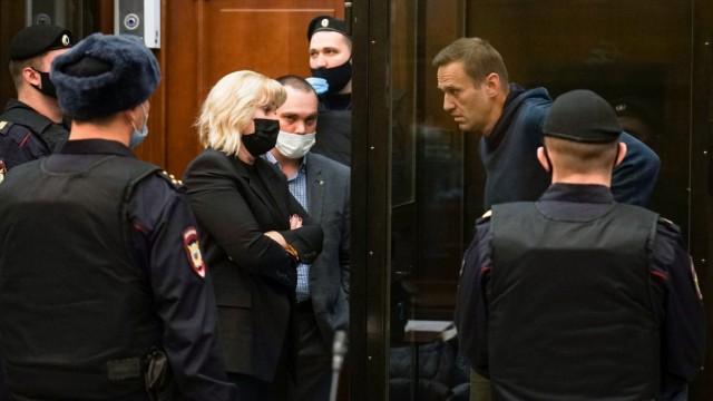 Alexej Nawalny, Russland
