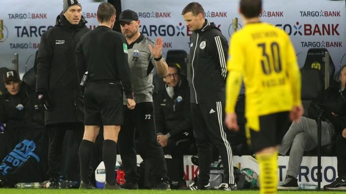 Borussia Dortmund v SC Paderborn 07 - DFB Cup: Round Of Sixteen