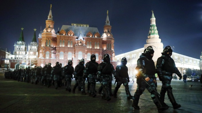 Gericht verurteilt Kremlgegner Nawalny