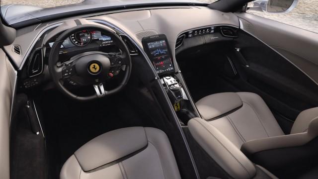 Pressebild Ferrari Roma