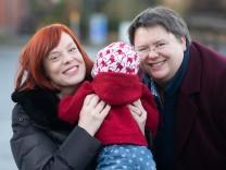 Familienrecht: Mutter, Mutter, Kind