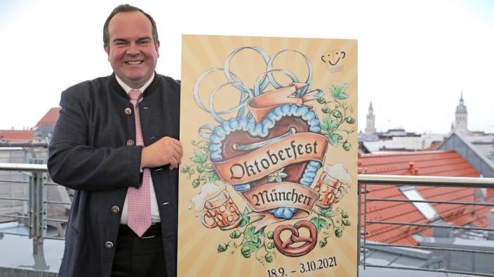 Oktoberfest-Plakatmotiv 2021