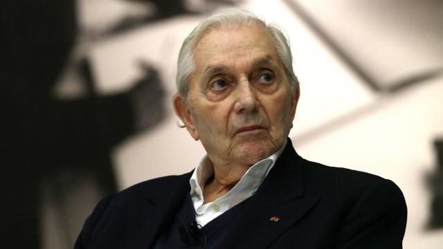 Sir Ken Adam in München, 2015