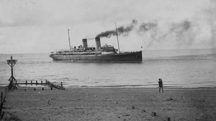 The SS Viking of the Isle of Man Steam Packet Co Ltd United Kingdom England Copyright Topfoto PUB