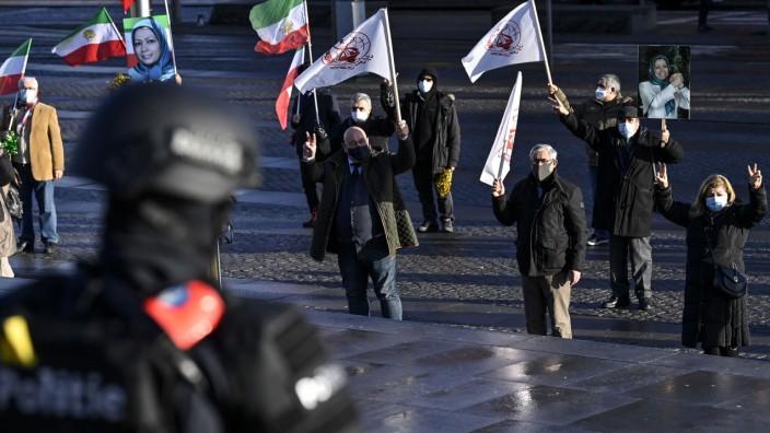 Urteil im Prozess gegen einen iranischen Diplomaten