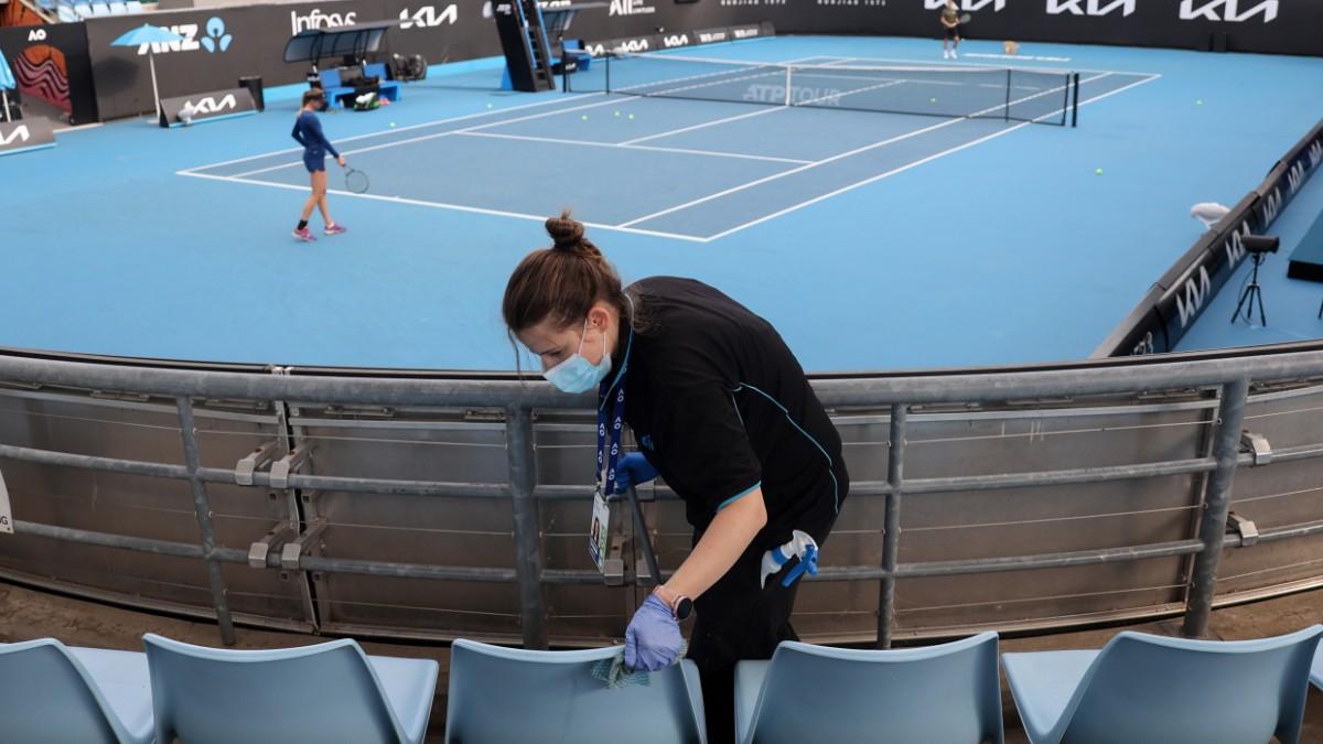 Tennis: Die Lage bei den Australian Open spitzt sich zu - Süddeutsche Zeitung - SZ.de